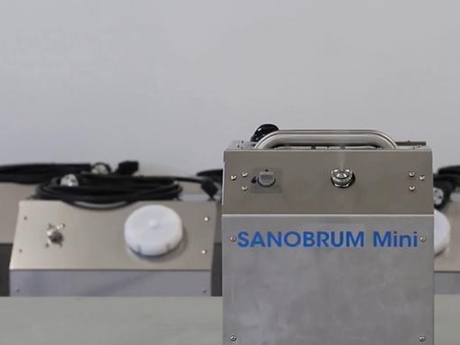 Découvrez le tutoriel d'utilisation du SANOBRUM Mini